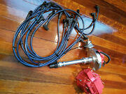 Sbc Small Block Super Hei Distributor And 8mm Spark Plug Wires