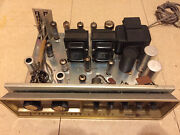 General Electric Ge Tube Amp 7700 Stereo Classic Amplifier 6973 Gz34