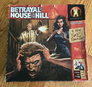 Avalon Hill Board Game Betrayal At House On The Hill 1st Edition