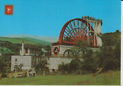Fisa Lady Isabella. The Famous Laxey Wheel. Isle Of Man Iom 32