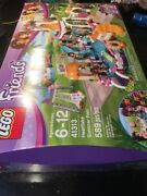 Lego Friends Heartlake Summer Pool 41313 New Factory Sealed Wear Outer Box Dents