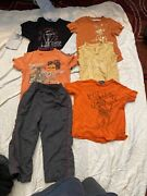 Boys Clothing Lot Of 6 Size 3t Polo Guess And Kenneth Cole Reaction