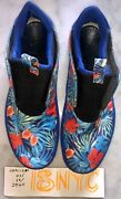 Nike Solarsoft Moccasin Sp Floral Pack Aeroswift Running Beach Mocs Sz 10