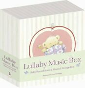 Babyand039s First Year Diary In Lullaby Music Box 2011 New In Factory Shrink Wrap