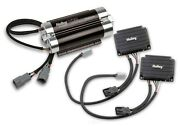 Electric Fuel Pump Holley 12-3000 Vr2 Brushless W/controller Single 16an Outlet