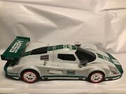 2009 Hess Toy Truck Race Car And Racer Without Box. All Working Lights And Sound