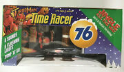 Unocal 76 Turbo Man Time Racer 1996 Holiday Car Lights Sound Action Sealed