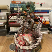 Lc Studios Attack On Titan Leviandmiddotackerman Resin Statue In Stock Collection A Or B