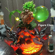 Figure Class Dragon Ball Super Broly 1/6 Resin Statue In Stock Statue Ball Led