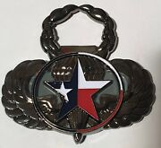 Usacapoc 344th Tactical Psyops Company Master Jump Wings Challenge Coin Electrop