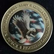 Rare Jsoc Delta Force Cag Tier 1 Smu Oef Deployment Challenge Coin