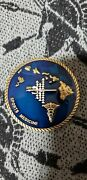 Authentic Rare Seal Delivery Vehicle Team One Sdvt-1 Sports Medicine Seal Team C