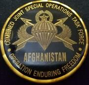 Combined Joint Special Operations Task Force-afghanistan Cjsotf-a Round Round V2