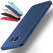 For Samsung Galaxy S8/s7 Edge Plus S6 Thinnest Ultra Thin Slim Back Case Cover