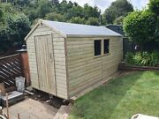 Heavy Duty Shed Built To Last Different Sizes Available