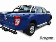 Roll Bar For Ford Ranger 2016+ Polished Stainless Steel Top Sport Bar Pickup 4x4