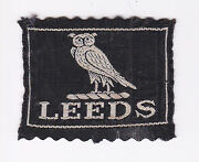 Scouts Of British / United Kingdom - Uk Scout Leeds County Badge Ext++++ Scarce