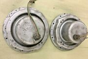 1957 Cadillac Headlight Buckets Passenger And Driver Sides Seville