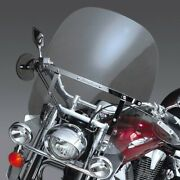 National Cycle Clear 2-up Switchblade Windshield W/mount Kit For Honda Stateline