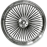 Drag Specialties Front Fat Daddy Wheel Single Disc 21 X 2.15 | 04225-2028-08bs