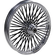 Drag Specialties Front Fat Daddy Wheel, Single Disc, 21 X 2.15   04225-2028-08bs