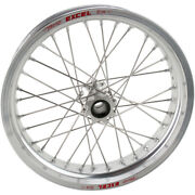 Excel Next Generation Pro Series Wheel Assembly Front 17 X 3.50 Silver 2f7ls40