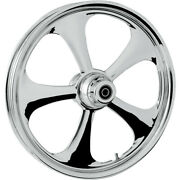 Rc Components Front Wheel - Nitro - Single Disc - 23 -w/abs   23375-9032a-92c