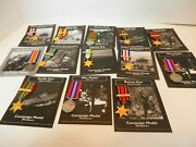 Miniature War Medals-new-13 In Total-free Shipping