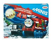Thomas And Friends 2017 Advent Calendar. 6 Exclusive Holiday Trains. 24 Engines