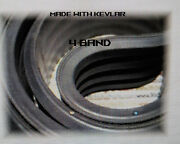 Disc Mower Belt 4 Band 86523096 New Holland And Case Ih Made With Kevlar