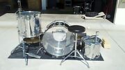 Ludwig Stainless Steel Shells And Hardware