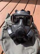 Avon M-50 Protective Gas Mask Size Large