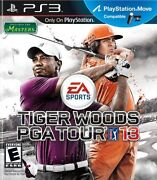 Tiger Woods Pga Tour 13 Sony Playstation 3, 2012