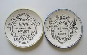 Molly Hatch Home Is Where The Heart Is And Future Is Bright Plates 2
