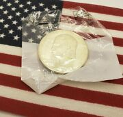 1971 S Eisenhower Silver Coin Liberty 1 One Dollar Uncirculated Us Mint Bullion