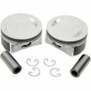 Drag Specialties Replacement Standard Pistons For 103 Inch Engine For Harley