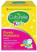 Culturelle Kids Packets Daily Probiotic Supplement Helps Support A Healthy Immu