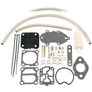 Fuel Pump Rebuild Kit 18-7226 Carb Carburetor 18-7226 For Mercury Mariner Force