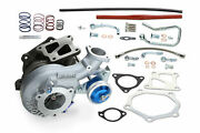 Tomei 450hp Arms Mx8280 Turbo Upgrade Kit For 08-15 Lancer Evo X 4b11