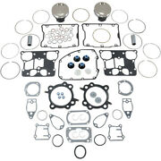 Wiseco Piston Kit With Gasket - Vm Ring - Standard | Vt2719