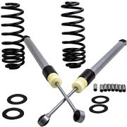 Rear Suspension Air Spring To Coil Spring Conversion Kits For Hummer H2 2003-09