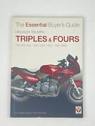The Essential Buyerandrsquos Guide - Hinckley Triumph Triples And Fours Motorcycles Book