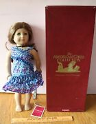 American Girl Felicity Retired With Dress And Vintage Box Pleasant Company