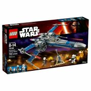 New Lego Star Wars The Force Awakens 75149 Resistance X-wing Fighter Sealed