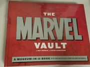 The Marvel Vault A Museum-in-a-book With Rare Collectibles From The World Of …