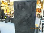 Eaw La215 Pair Speakers + Covers And 25ft Speakon To Speakon Cables