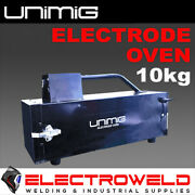 10kg Unimig Electrode Oven Hot Box Stick Arc Rod Drying Quiver Welding Heater