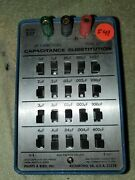 Phipps And Bird Part 7092-237, Capacitance Substitution Model 237