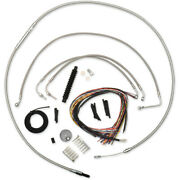 La Choppers 15 - 17 Cable Kit For And03916 Street Glide | La-8012kt2b-16