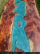 Live Edge River Table - Price Depends On Size. Bar Top Coffee Table Desk